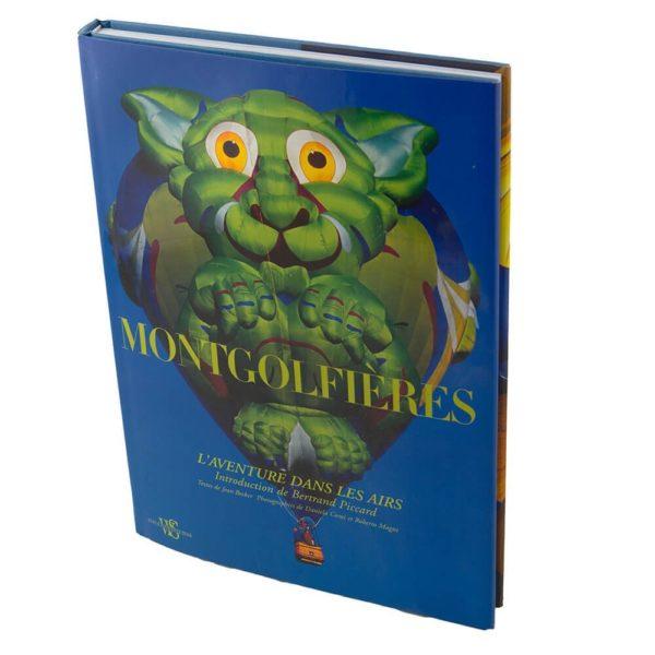 Photo du livre Montgolfières l'aventure dans les airs de Jean Becker