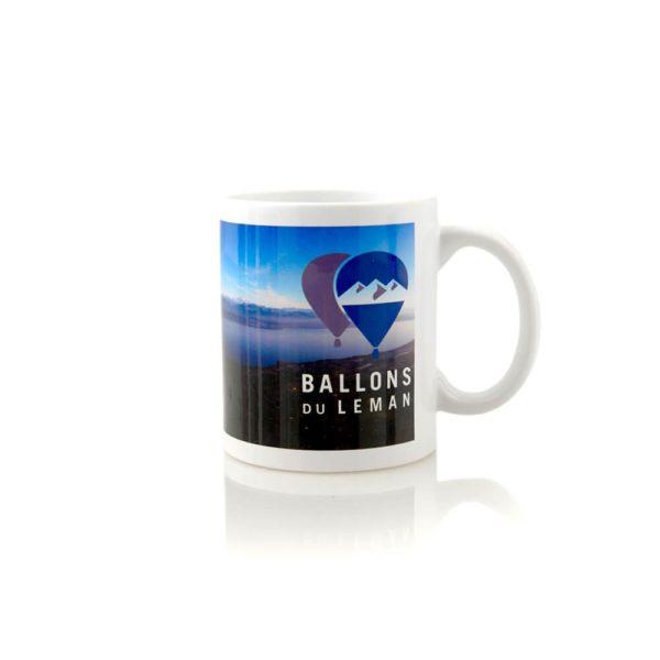 Photo d'un mug Ballons du Léman