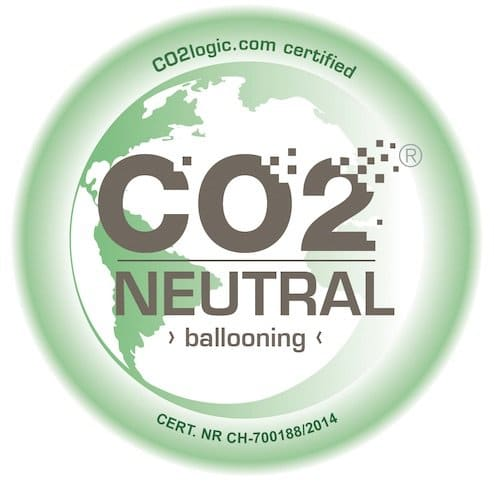 CO2 Neutral Ballooning